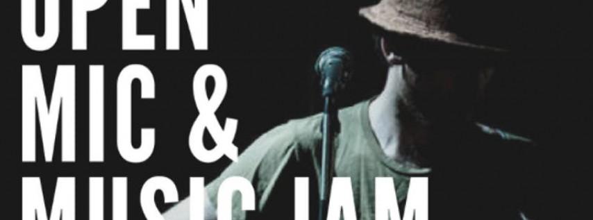 Open Mic & Music Jam