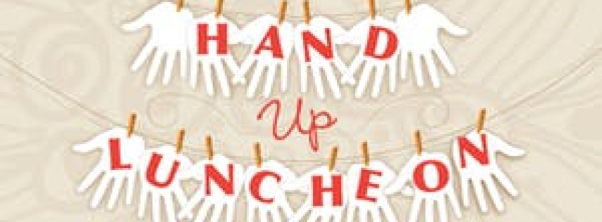 Hand UP Luncheon
