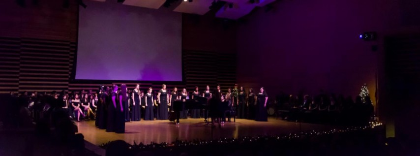 A Choral Holiday: USF Choirs and Friends Gratitude Concert