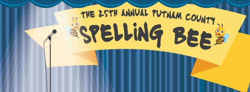 USF Presents, 'The 25th Annual Putnam County Spelling Bee'