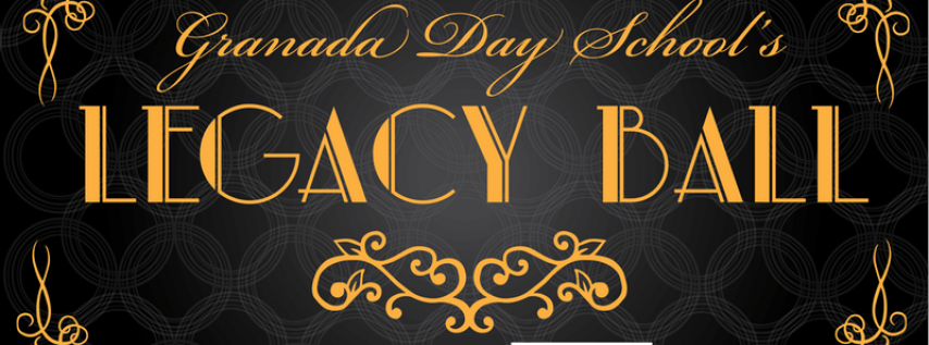 Legacy Ball by Granada Day School