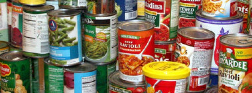 Food Drive held at Century 21 All Aces Realty