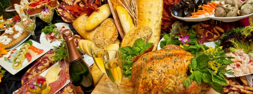 Thanksgiving Buffet at Café Gauguin Rosen Centre
