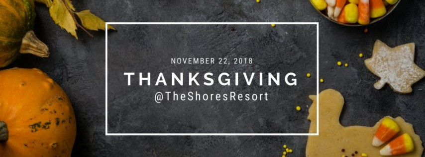 Thanksgiving Rooftop 'Champagne' Brunch 2018 at The Shores Resort & Spa