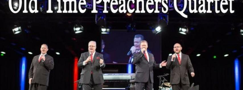 Old Time Preachers Quartet live in Concert