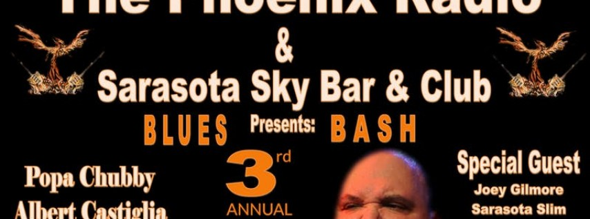 3rd Annual Phoenix Radio Blues Bash