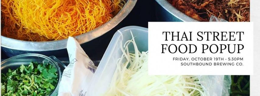 Thai Street Food Pop-Up