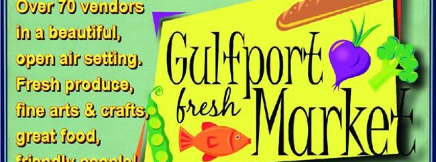 Gulfport Tuesday Fresh Market | November 20