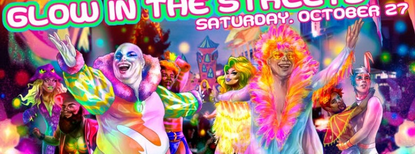 'Glow in the Streets': A Comfort & Joy Castro Block Party