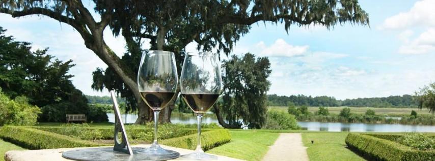 Garden Strolls & Wine Tasting