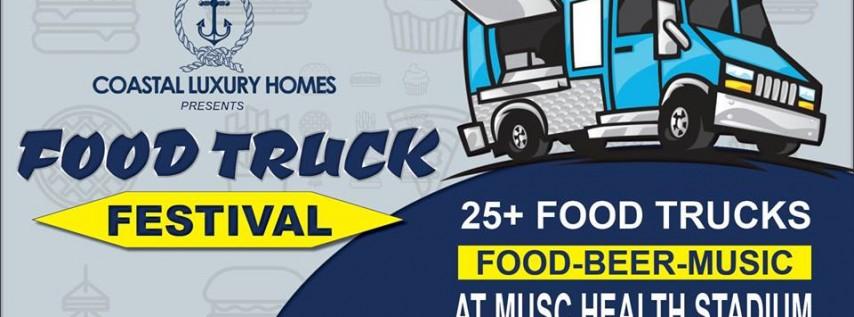 Charleston Battery Food Truck Festival