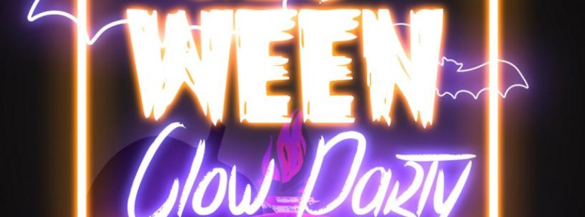 Glo-ween Glow Party at Club Prana