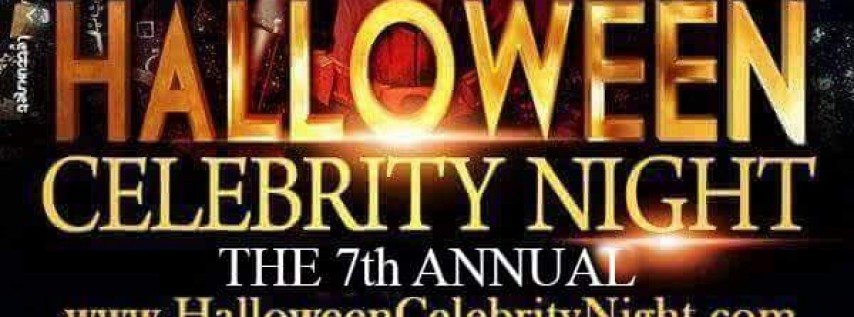 7th Annual Halloween Celebrity Night 2018