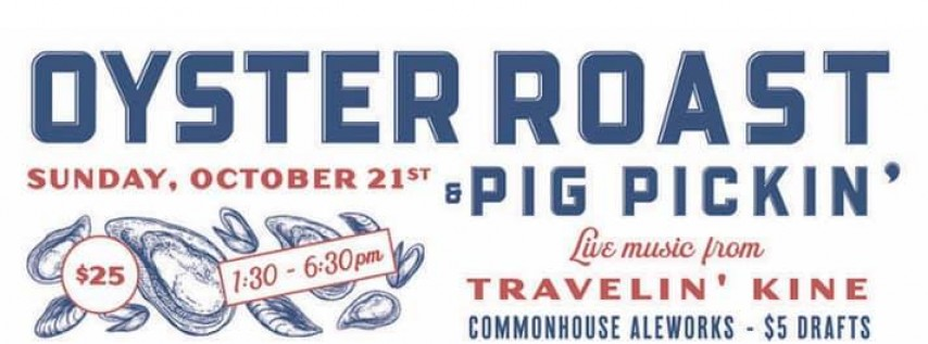 Home Team BBQ Oyster Roast & Pig Pickin'