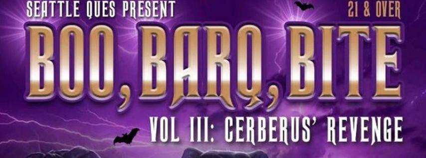 Boo, BarQ, Bite Vol III: Cerberus' Revenge