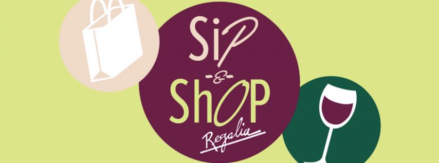 Sip & Shop at Regalia