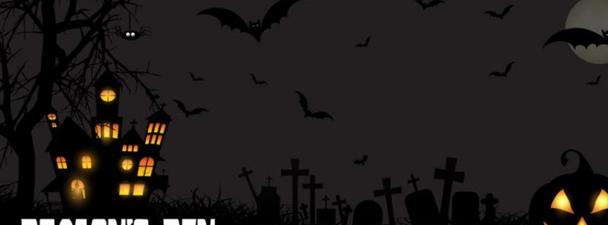 Halloween Night @ Dragon's Den