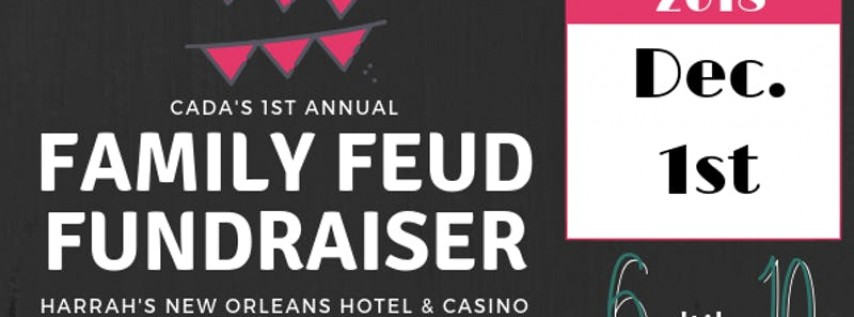 Family Feud Fundraiser