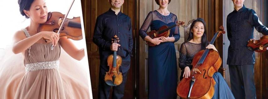 Brentano Quartet With Hsin-Yun Huang, viola [CONCERT]