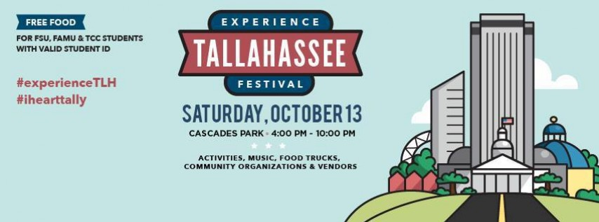 Rescheduled TBD: Experience Tallahassee Festival