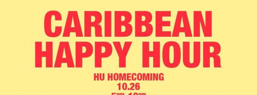 Caribbean Happy Hour | Howard Homecoming