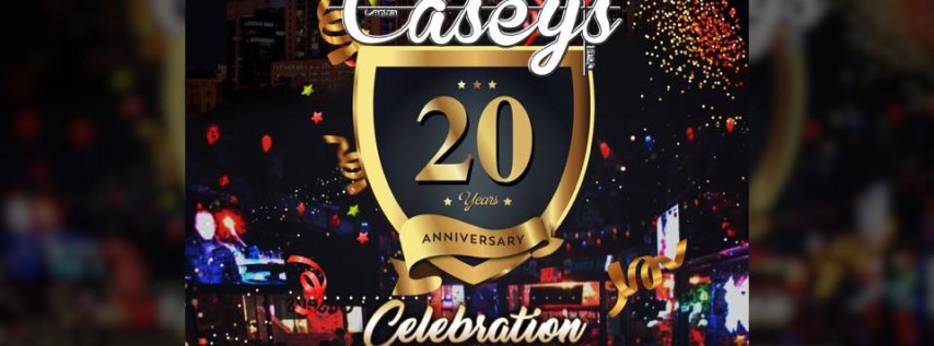 Casey's 20 Year Anniversary Party