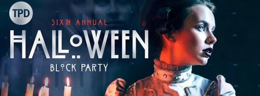 6th Annual Thornton Park Halloween Block Party
