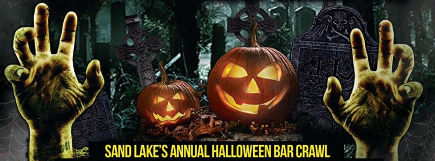 Sand Lake Annual Halloween Scare Crawl