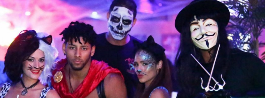 The Spooktacular Halloween Party at Mango's