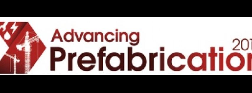 Advancing Prefabrication 2019 Conference