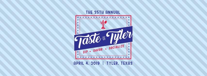 35th Annual Taste of Tyler Tickets