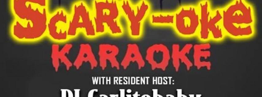 Scary-oke Karaoke Theme Night