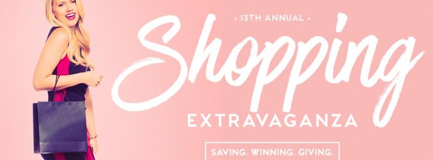 13th Annual Shopping Extravaganza