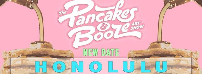 The Honolulu Pancakes & Booze Art Show