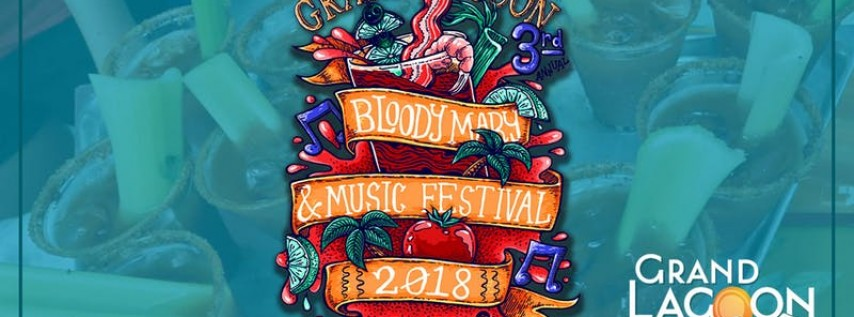 3rd Annual Grand Lagoon Bloody Mary & Music Fest