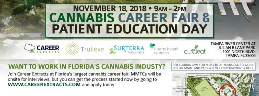Cannabis Career Fair & Patient Education Day
