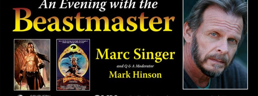 An Evening with The Beastmaster
