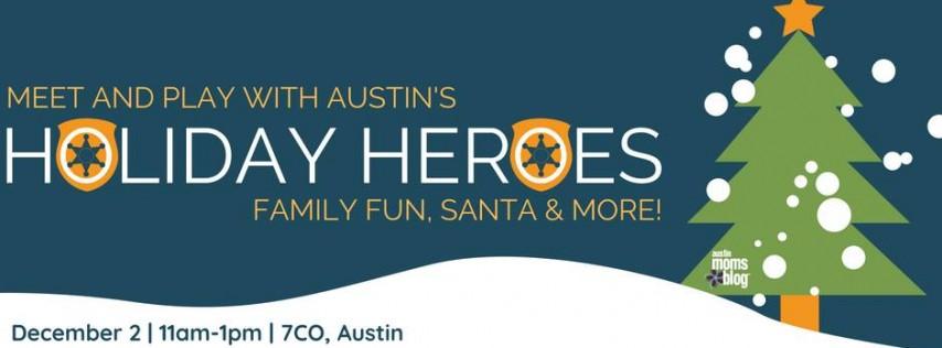 Holiday Heroes With Santa