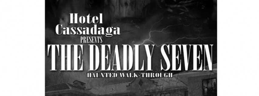 Hotel Cassadaga Haunted Attraction