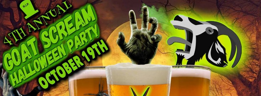 4th Annual Blind Goat Halloween Party