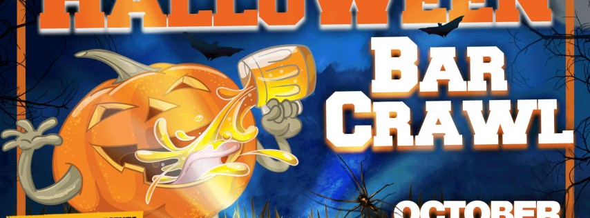 Halloween Bar Crawl - Tempe