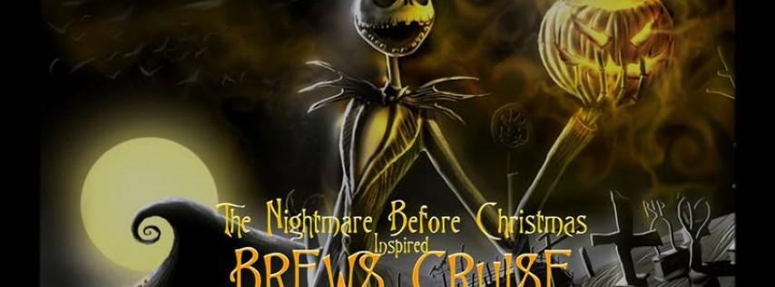 Nightmare Before Christmas Brews Cruise - Long Beach