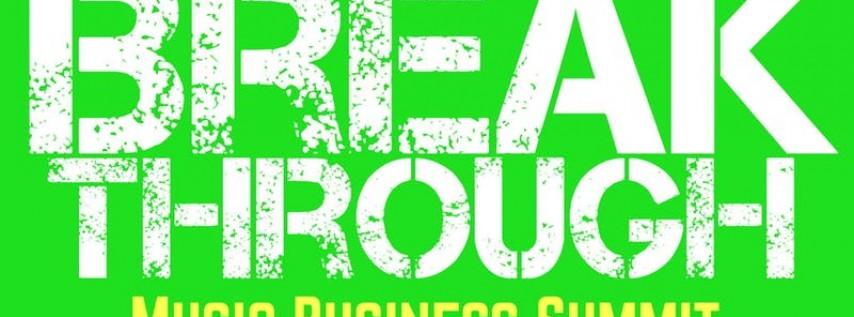 Breakthrough Music Business Summit Long Beach