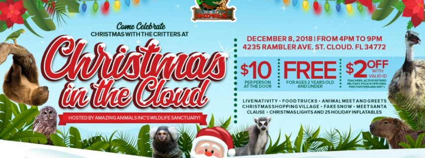Christmas In the Cloud