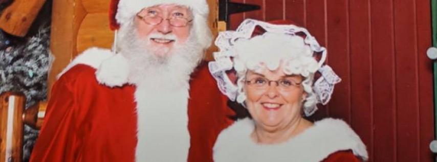 2018 Santa's Arrival