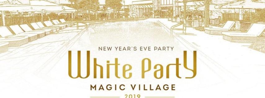 Magic Village White Party 2019