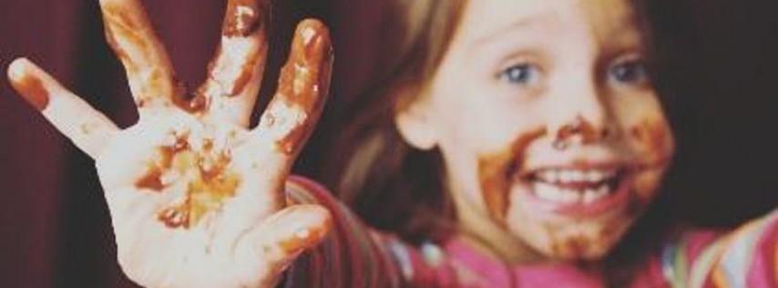 Kids Halloween Chocolate Decorating Class