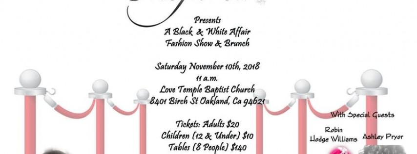 Inspired Presents: A Black & White Affair: Fashion Show & Brunch