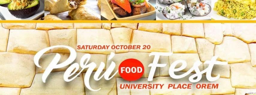 Peru Food Fest