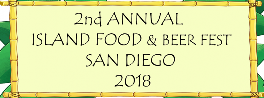2nd Annual Island Food and Beer Fest
